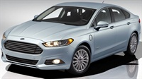 The Ford Fusion Energi plug-in Hybrid was awarded NHTSA&#39;s five-star safety ranking.