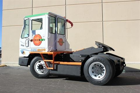 Photo of the T-Series courtesy of Orange EV.