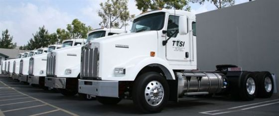 Kenworth LNG T800 Trucks