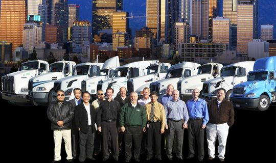 A group of local, family owned trucking companies have united under the Clean Truck Coalition (CTC) name and are making it their mission to help clean the air in Southern California by investing in hundreds of the cleanest trucks serving the San Pedro Bay ports.